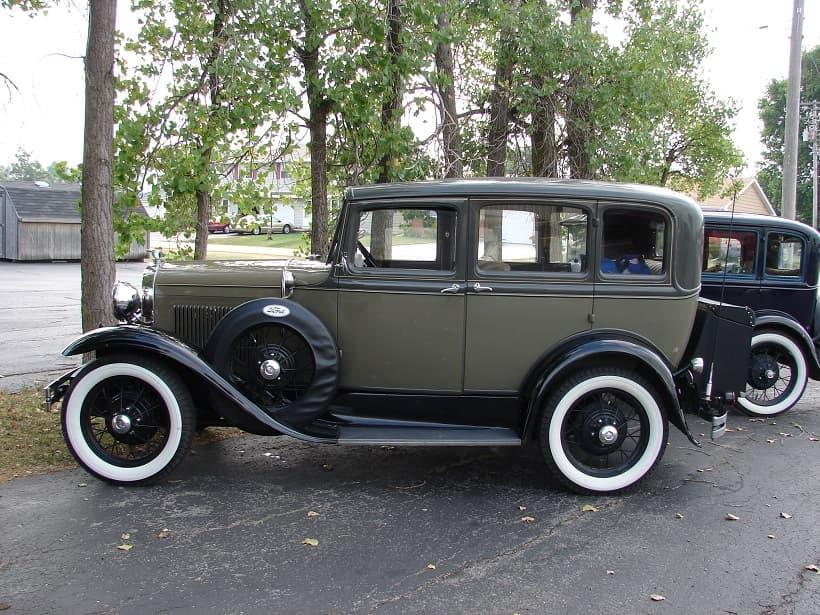 پک عکس های زیبا از ماشین قدیمی