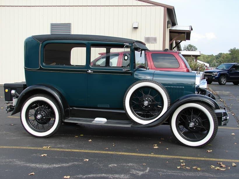 عکس هایی از ماشین قدیمی